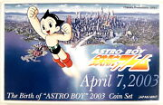 Japanease Coin Mint Set - 2003 Andldquothe Birth Of Astroboy