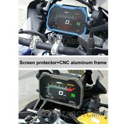 Motorcycle Meter Frame Cover Screen Protector For Bmw R1200gs R1250gs F850 F900r