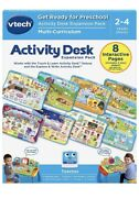 Vtech Touch And Learn Activity Desk Deluxe Expansion Pack-get Ready For Preschool