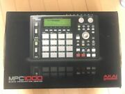 Akai Mpc1000 Samplers And Sequencers 0392 In Very Good Condition