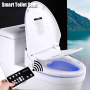Smart Toilet Seat Electric Bidet Cover Heat Sits Light Integrated Children Baby