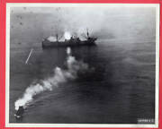 1945 11th Air Force Aleutian Based Bombers Attack Japanese Shipping News Photo