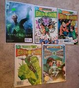 Green Lantern And Green Arrow Comic Book Lot 1 Issues See Pics And List Dc Comics