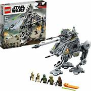 Lego Star Wars Revenge Of The Sith At-ap Walker 75234 Building Kit 689 Pieces