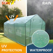 15andprimex7andprimex7andprime Heavy Duty Greenhouse Tent Walk-in Green House Garden Plant Grow Tent