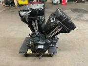 99 Harley Dyna Wide Glide Fxd Fxdwg Engine Twin Cam 88 1450cc Motor Guarantee 98