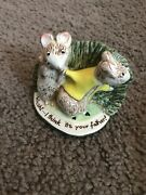 Vintage Beswick Kitty Macbride Mouse Figurine Guilty Sweethearts England 2566