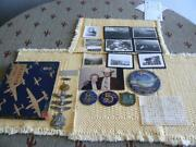 Original Ww 2 Jolly Rogers 90th Bomb Group 320th Bombardment Idand039d Grouping