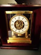 Lecoultre Atmos Clock And And Co. Case