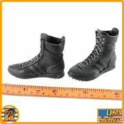 Leon Resident Evil 2 - Boots For Pegs - 1/6 Scale - Damtoys Figures