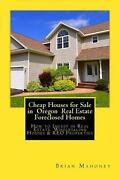Cheap Houses For Sale In Oregon Real Estate Foreclosed Homes How To Invest In R
