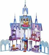 Disney Frozen Ultimate Arendelle Castle Playset 5' Tall, Lights, Moving Balcony
