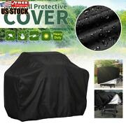 Bbq Covers Heavy Duty Waterproof Patio Barbecue Gas Smoker Grill Garden Us