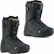 K2 Compass Clicker Boa Menand039s Step-in Snowboard Shoes Snowboard Boots
