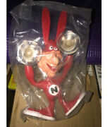 20 1988 Dominos Pizza Avoid The Noid Advertising Mascot New Suction Cups 5 Inch