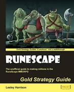 Runescape Gold Strategy Guide Gold Strategy Guide The Unofficial Guide To Mak