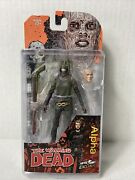 Mcfarlane Figure The Walking Dead Toy Alpha Skybound Exclusive Statue 2015