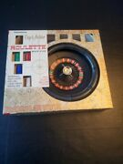 Vintage Roulette Game In Mint Condition
