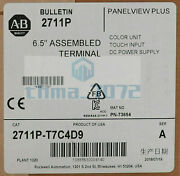 2018/2019 New In Stock Ab Panelview Plus Terminal 2711p-t7c4d9