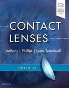 Contact Lenses By Anthony J. Phillips English Hardcover Book Free Shipping