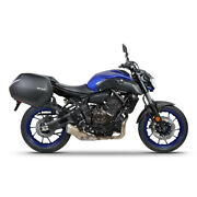 Yamaha Mt07 13 To 21 Andndash Pack Shad Support Suitcases 3p System With Sh36 And