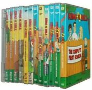 King Of The Hill The Complete Series Collection Dvd Seasons 1-13 New And Sealed Us