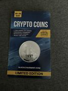 1 Oz 999 Silber Bitcoin Limited On 5000 Pieces
