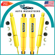 Front And Rear Monroe Gas Magnum Shock Kit For Gmc Savana Chevy Express 2500 3500