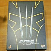Hot Toys X-men 3 The Last Stand 1/6 Scale Collectible Figure Used Japan