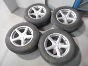 Aftermarket American Racing 17 Alloy Wheel And Tire Set For 2013 Chrysler 300