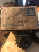 Gm Nos 3961434 Gear And Pinion Unit 12 Bolt 41-16 T Fits 68-70 Chevelle 69 Camaro