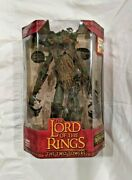 The Lord Of The Rings Two Towers Electronic Treebeard Toy Figure New Sealed Vtg