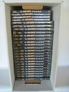 Huge Lot Of 26 Dean Martin Roast Dvds All Brand New Factory Sealed Various Stars