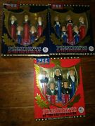 New Volumes 1 2 3 Set Lot Pez The American Presidents Educational Series H2f
