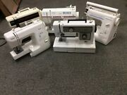 Singer Brother Kenmore Janome Rex 5 Home Sewing Machines Parts Or Repair Only