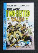 1997 New Two Fisted Tales Annual V.5 Vf/nm 9.0 Ec Repints 21-24 Fisherman