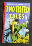 1997 Two Fisted Tales Annual V.4 Vf/nm 9.0 Ec Repints 16-20 Fisherman