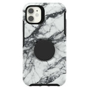 Otterbox + Pop Symmetry Series Case For Apple Iphone 11 - White Marble