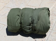 Us Army Intermediate Cold Weather Military Sleeping Bag Mummy Style