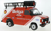 Ford Transit Mkii Belga Team 118 Scale Rare Collectors Model Free Postage Boxed