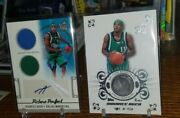 Maurice Ager 2 2006-07 Topps Big Game Basketball /579 And Picture Perfect /199