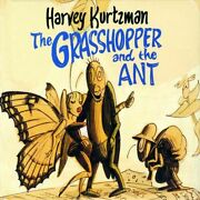 Grasshopper And The Ant Hc 1-1st Nm 2001 Stock Image