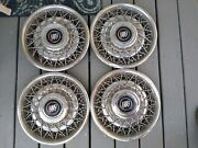 Oem Buick Wire Wheel Covers 1970s 80s
