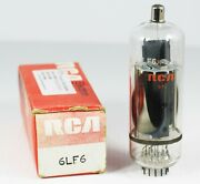 Hickok Tested New Old Stock Rca 6lf6 Amplifier Vacuum Tube Great Britain