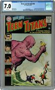 Brave And The Bold 60 Cgc 7.0 1965 2043336020 2nd App. Teen Titans