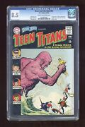 Brave And The Bold 60 Cgc 8.5 1965 0279433007 2nd App. Teen Titans