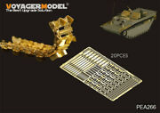 Voyager Model Pea266 1/35 Wwii America Lvt-4 Water Buffalo Family Track Links
