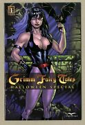 Grimm Fairy Tales Halloween Special 1a Fn/vf 7.0 2009 Zenescope