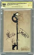 Locke And Key Welcome To Lovecraft Special Edition 1b Cbcs 9.8 Ss 2009