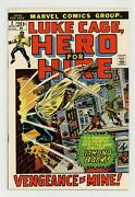Power Man And Iron Fist Luke Cage 2 Fn/vf 7.0 1972